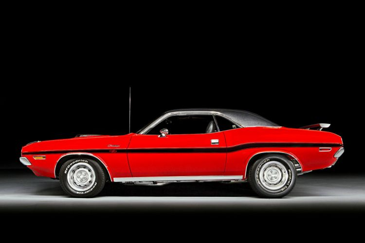 1970 dodge challenger 440-big-block cars muscle cars red wallpaper