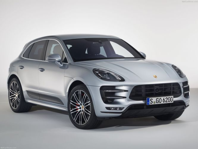 Porsche Macan Turbo Performance Package cars suv 2016 wallpaper