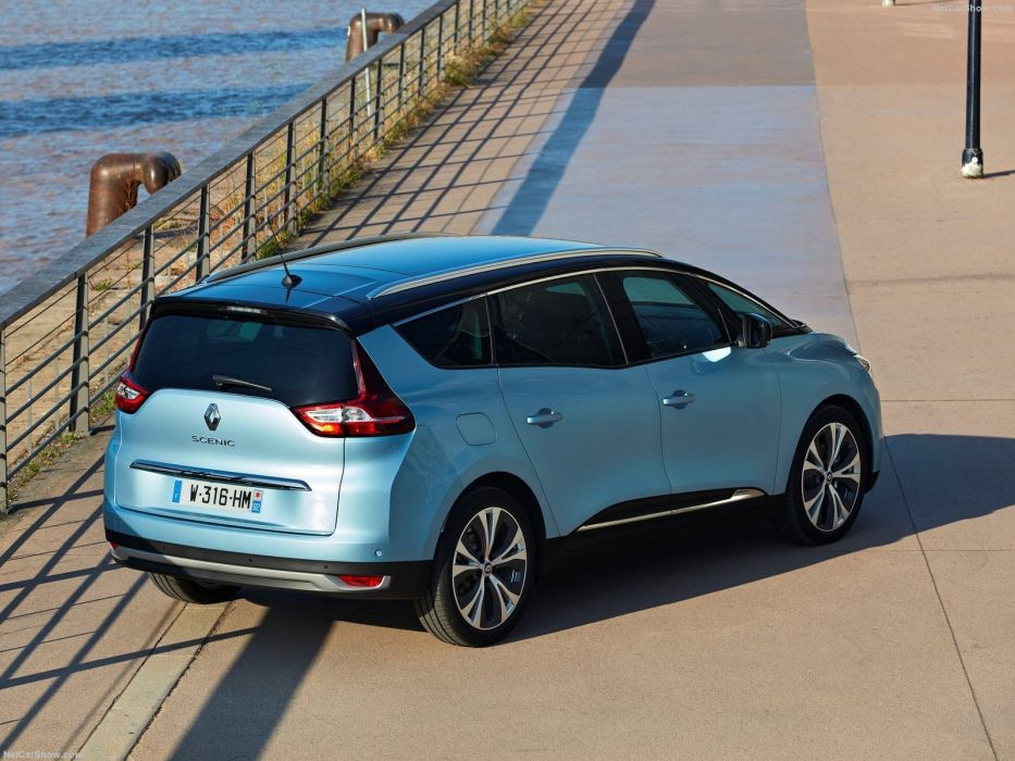 2016 cars renault grand scenic french wallpaper