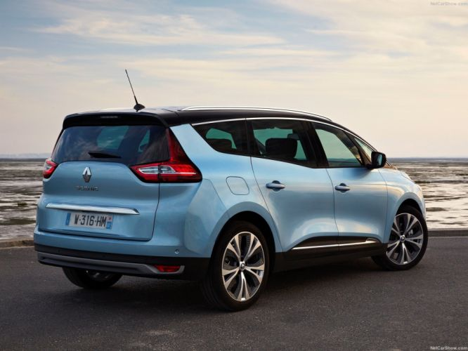 2016 cars renault grand scenic french-18 wallpaper