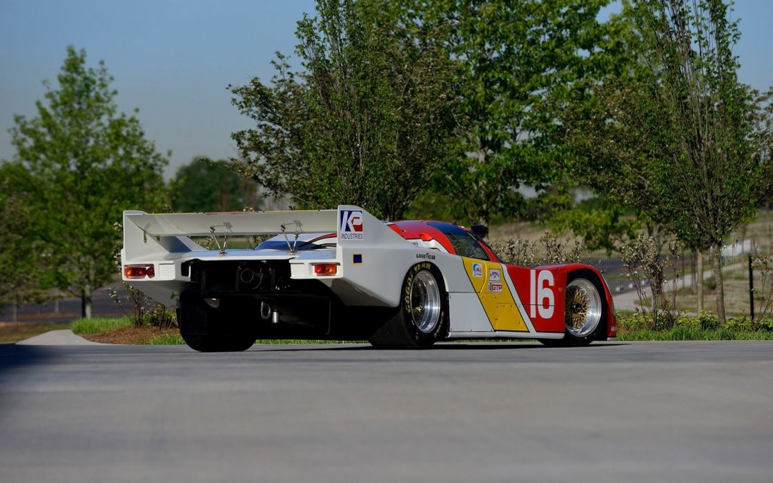 1986 Porsche 962 cars racecars wallpaper