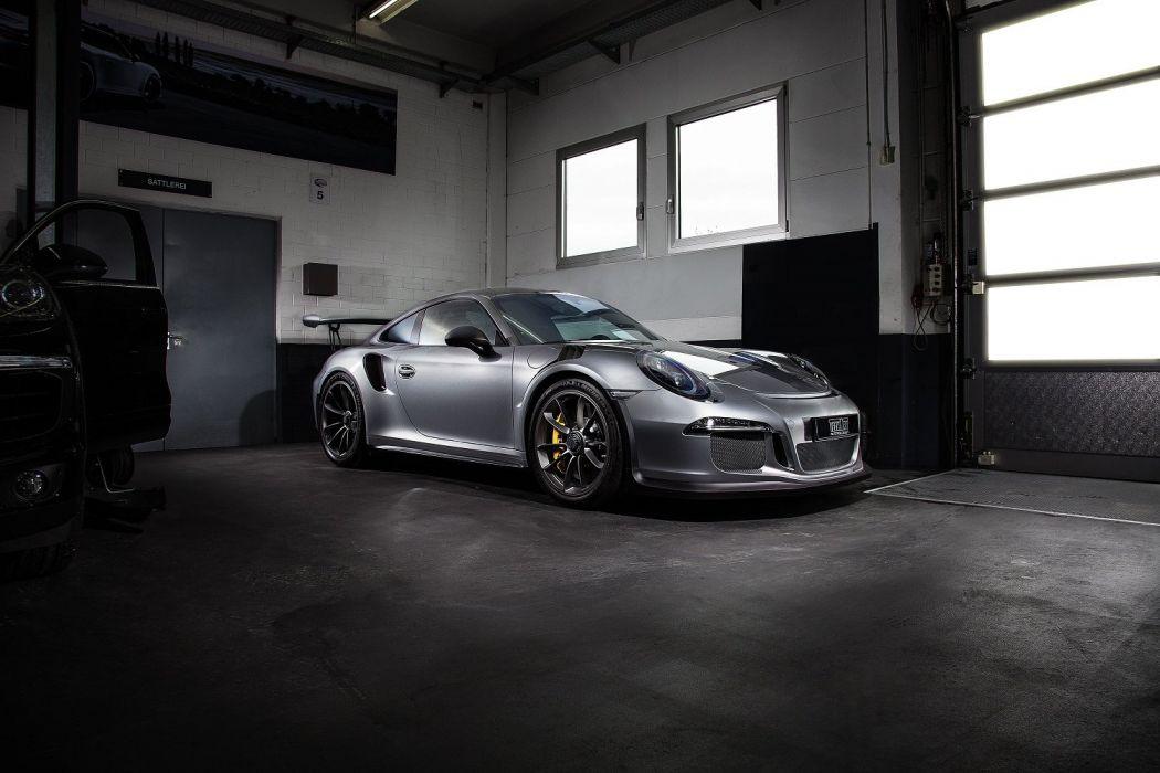 TechArt Porsche 911 GT3 RS (991) cars modified 2016 wallpaper