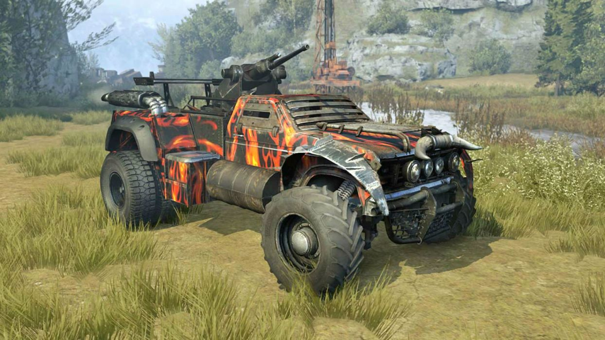 Crossout Game Sci Fi Technics Science Fiction Futuristic Apocalyptic Post Mmo Online Action Fighting 4x4 Offroad Race Racing Cyberpunk Battle Combat Alien Military Battle War Wallpaper 1600x900 1014868 Wallpaperup
