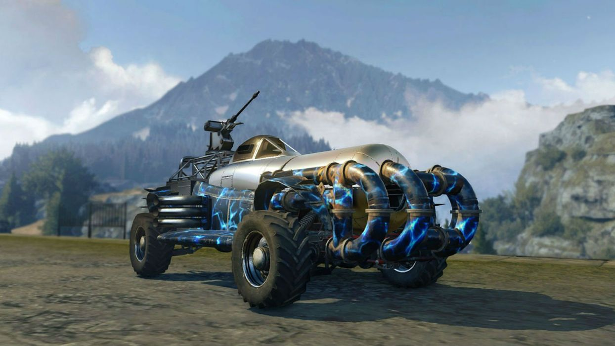 Crossout Game Sci Fi Technics Science Fiction Futuristic Apocalyptic Post Mmo Online Action Fighting 4x4 Offroad Race Racing Cyberpunk Battle Combat Alien Military Battle War Wallpaper 1600x900 1014869 Wallpaperup