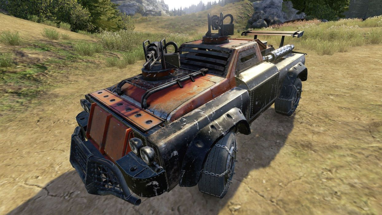 Crossout Game Sci Fi Technics Science Fiction Futuristic Apocalyptic Post Mmo Online Action Fighting 4x4 Offroad Race Racing Cyberpunk Battle Combat Alien Military Battle War Wallpaper 1920x1080 1014935 Wallpaperup