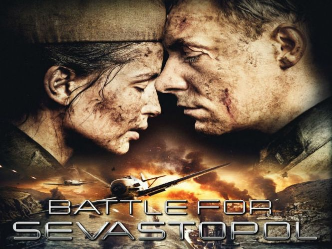 BATTLE FOR SEVASTOPOL movie film russia russian war wwll world military sniper girl woman women female 1bfs historial history action fighting drama soldier biography wallpaper