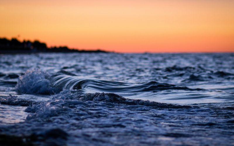 ocean river sea water sea wave macro wave nature wallpaper