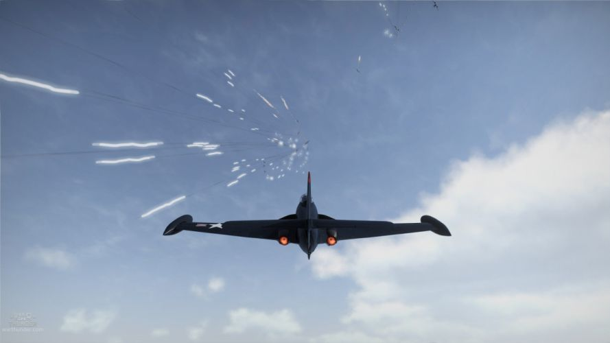 WAR THUNDER game video military war battle wwll air force fighter jet warplane plane aircraft action fighting combat flight simulator mmo online shooter weapon tank strategy wallpaper