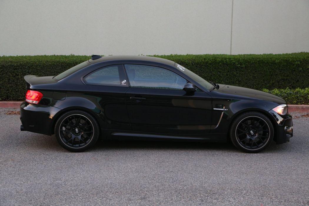 Dinan S3 R Bmw 1 Series M Coupe E82 Cars Black Modified 2014 Wallpaper 1800x1200 1015674 Wallpaperup