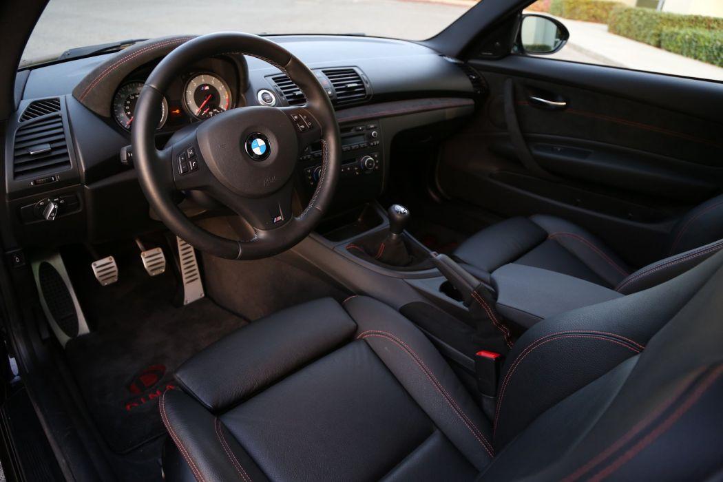 Dinan S3-R BMW 1 Series M Coupe (E82) cars black modified 2014 wallpaper