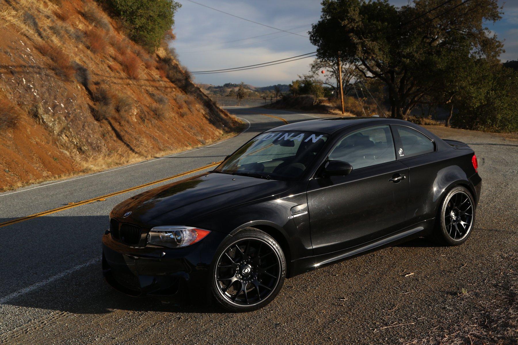 Dinan S3 R Bmw 1 Series M Coupe E82 Cars Black Modified 2014 Wallpaper 1800x1200 1015677 Wallpaperup