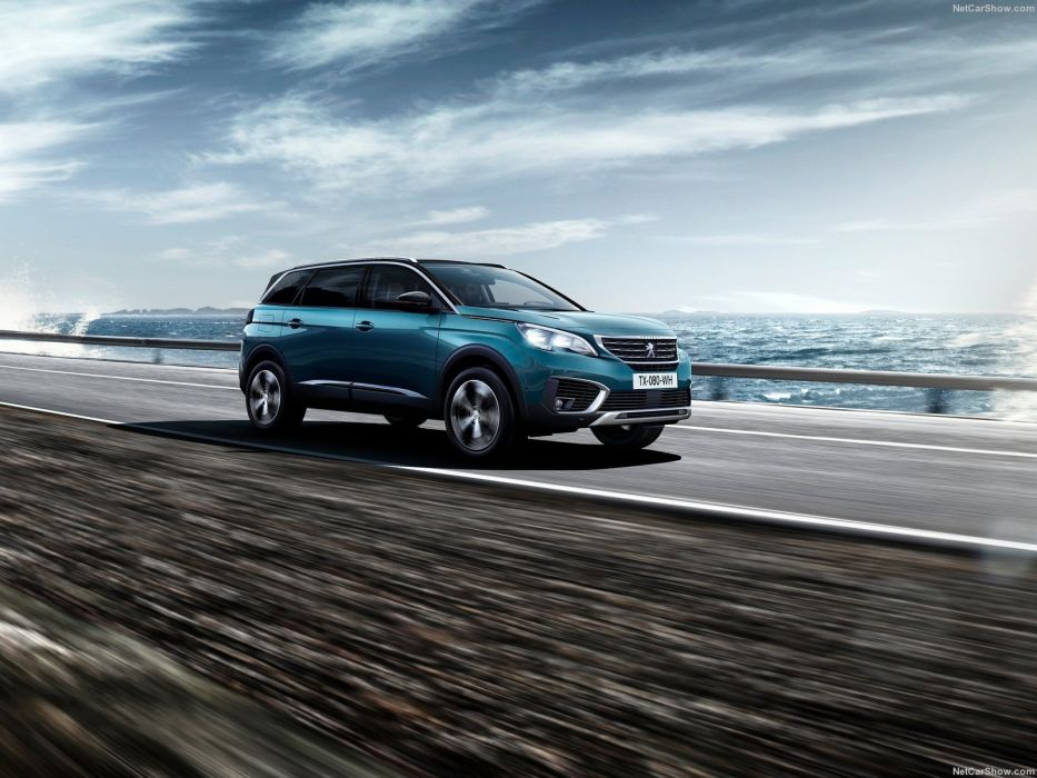 Peugeot 5008 cars suv 2016 french wallpaper