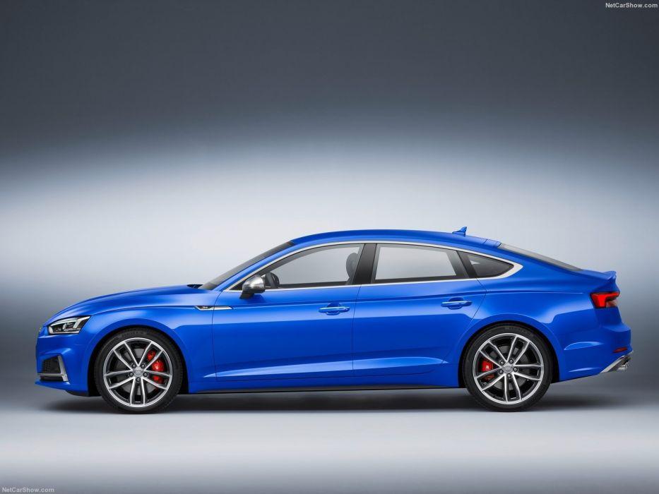 Audi S5 Sportback cars 2016 wallpaper