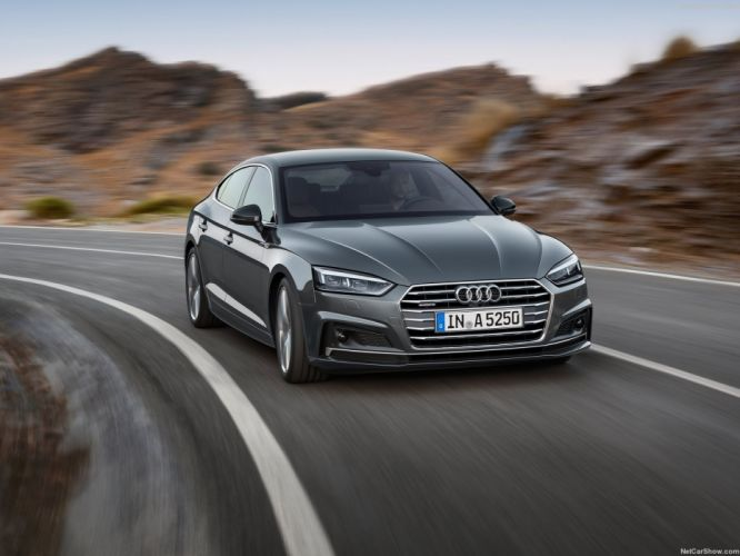 Audi A5 Sportback cars 2016 wallpaper