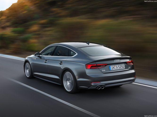 Audi A5 Sportback cars 2016 wallpaper
