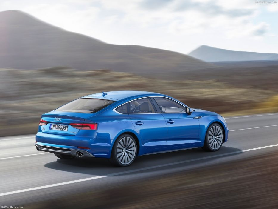 Audi A5 Sportback cars 2016 g-tron wallpaper