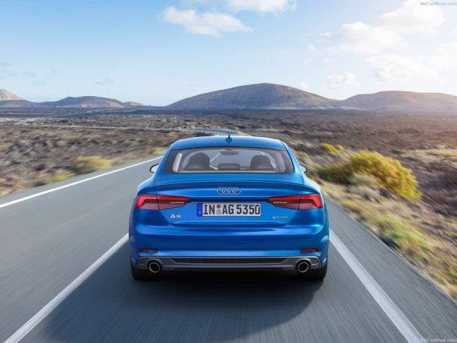 Audi A5 Sportback cars 2016 g-tron wallpaper