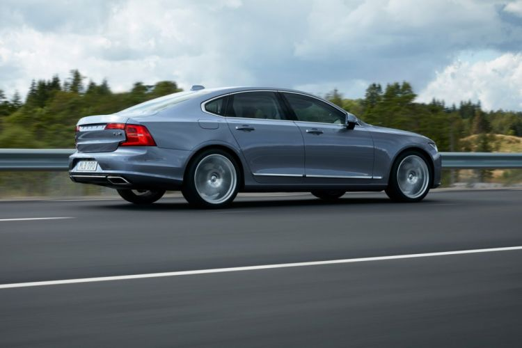volvo s90l cars sedan 2016 wallpaper