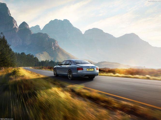 Bentley Flying Spur W12 S cars 2016 wallpaper