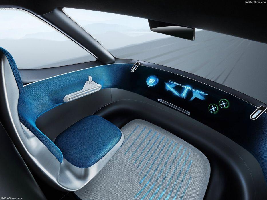 Mercedes Benz Vision Van Concept cars 2016 wallpaper