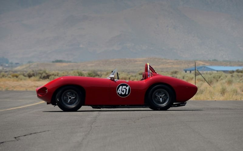 1959 Bocar XP-5 cars racecars wallpaper
