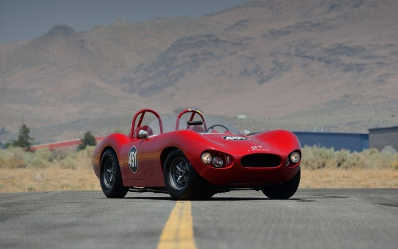 1959 Bocar XP-5 cars racecars wallpaper