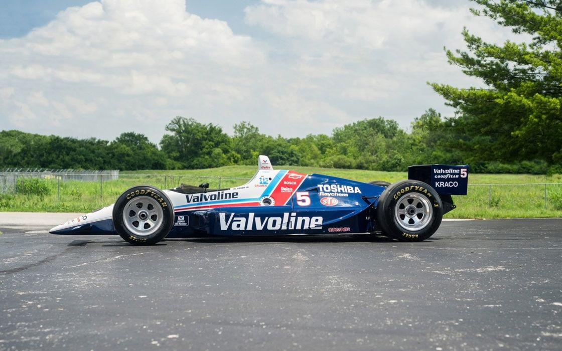 00 Valvoline Indy Cars racecars wallpaper