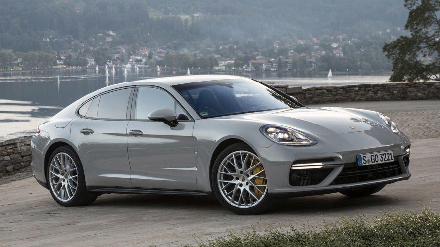 2016 Porsche Panamera Turbo cars wallpaper