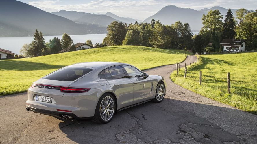 2016 Porsche Panamera Turbo cars wallpaper