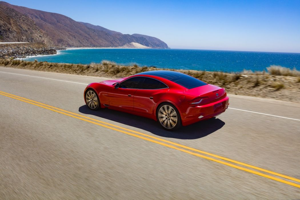 2016 Karma Revero cars electric wallpaper