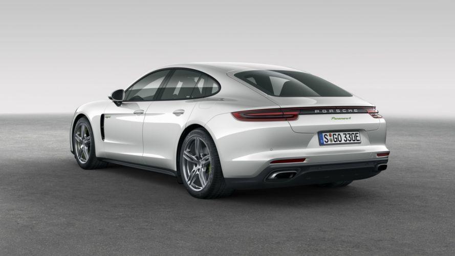 2016 Porsche Panamera 4 E-Hybrid cars wallpaper
