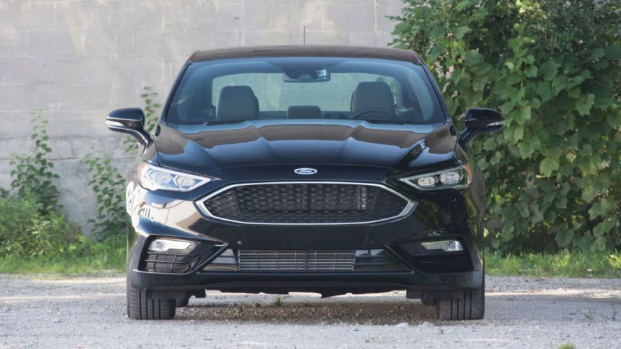 2016 Ford Fusion Sport cars wallpaper