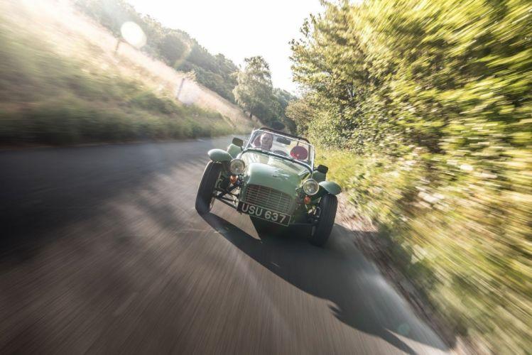 2016 Caterham Seven Sprint cars wallpaper