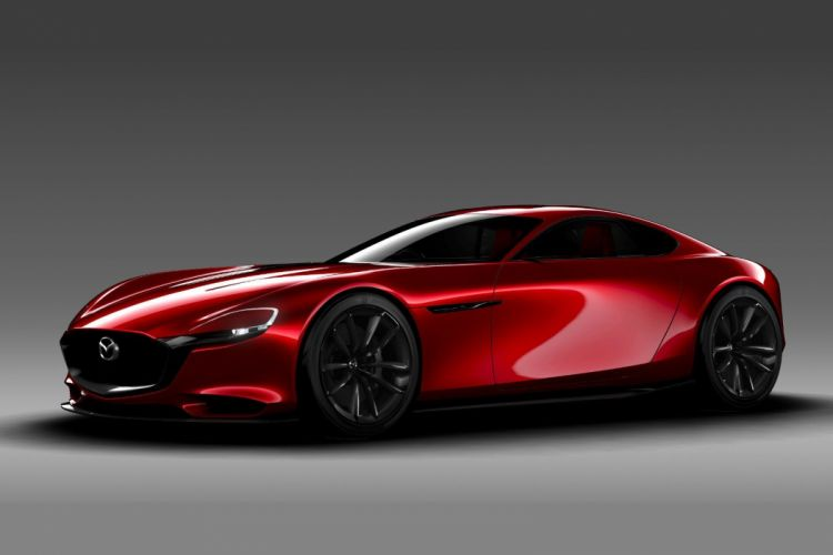 Mazda RX-Vision concept cars 2016 wallpaper
