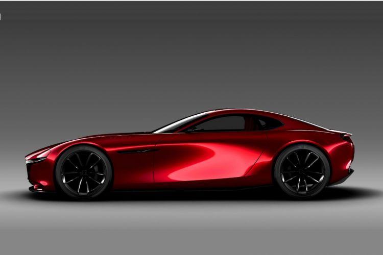 Mazda RX-Vision concept cars 2016 wallpaper