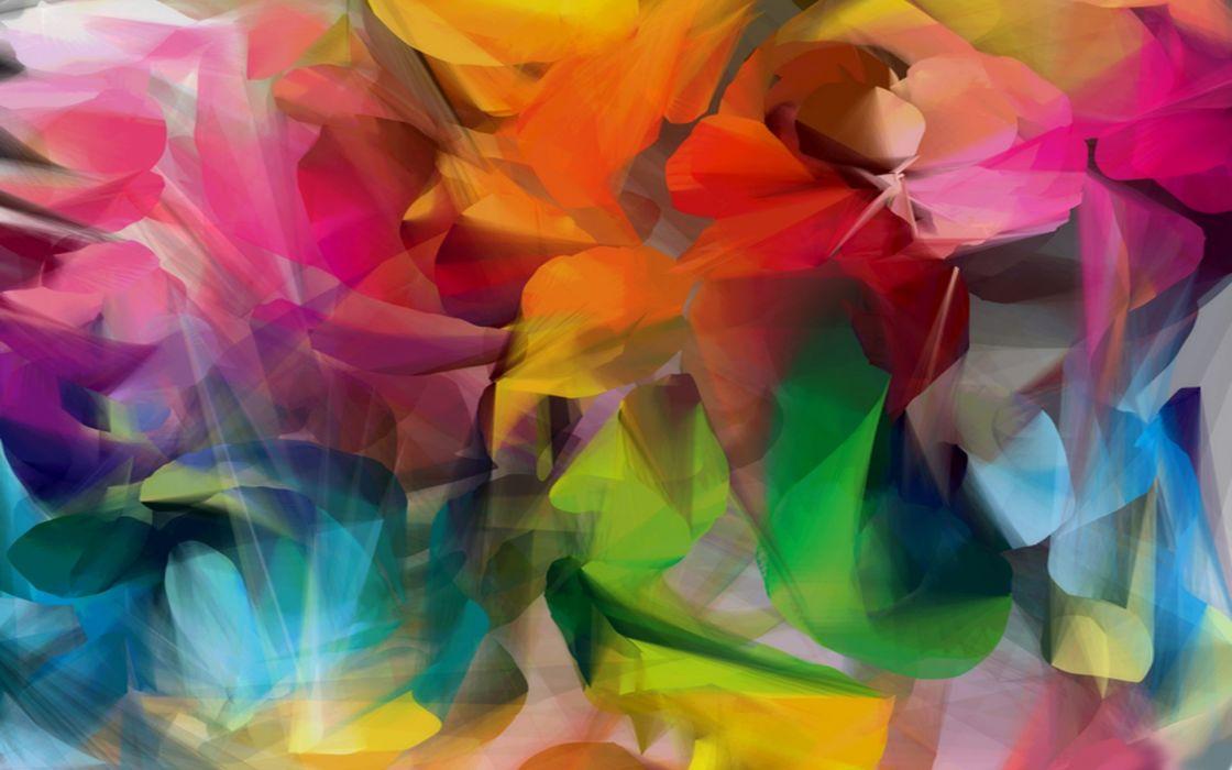 color brightness art paint wallpaper