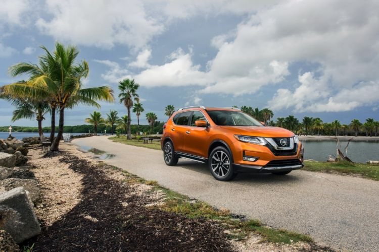 2016 Nissan Rogue cars suv wallpaper