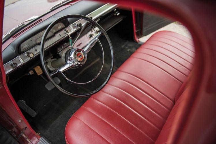 Ford Zodiac Saloon cars sedan classic 1956 wallpaper