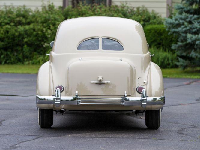 1937 Cord 812 Supercharged Custom Beverly Sedan Bustlback cars classic wallpaper