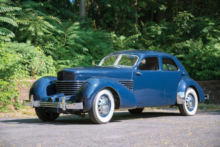 1937 Cord 812 Westchester Sedan cars classic wallpaper