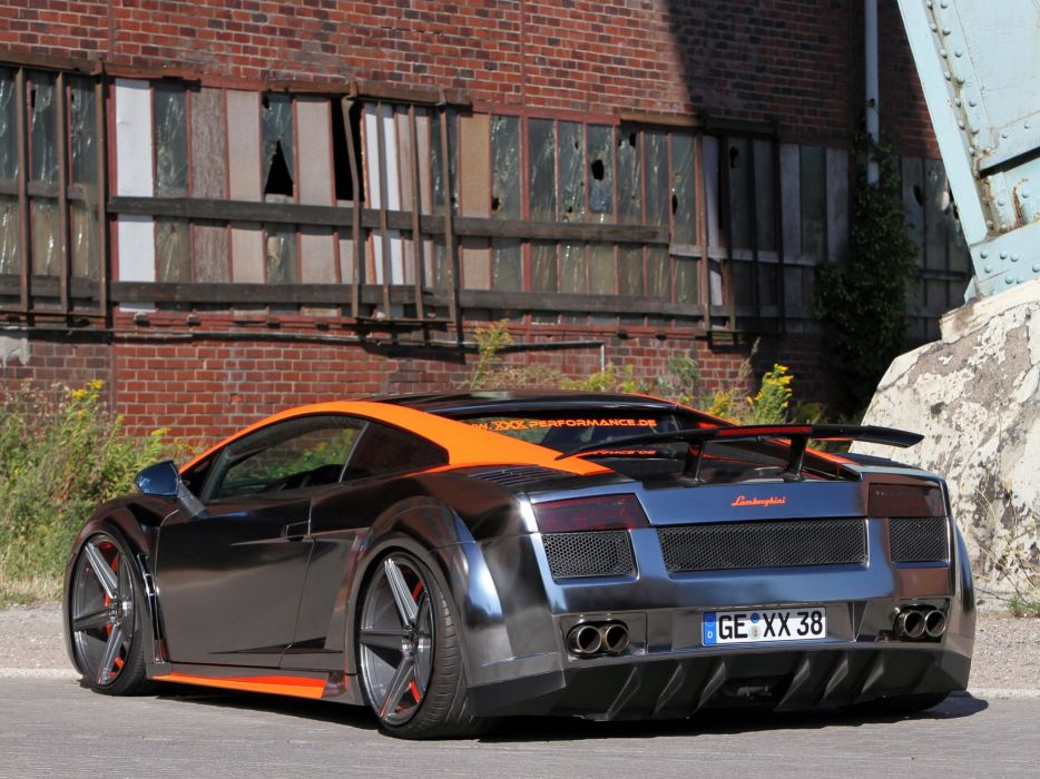 XXX-Performance Lamborghini Gallardo cars modified 2013 wallpaper