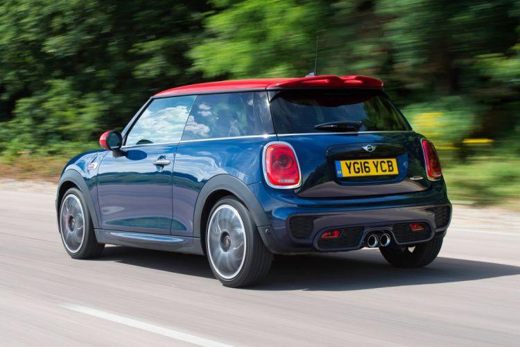 Mini John Cooper Works UK-spec (F56) cars 2015 wallpaper