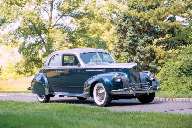 1941 Packard 180 Custom Super Eight Sport Brougham LeBaron cars classic wallpaper