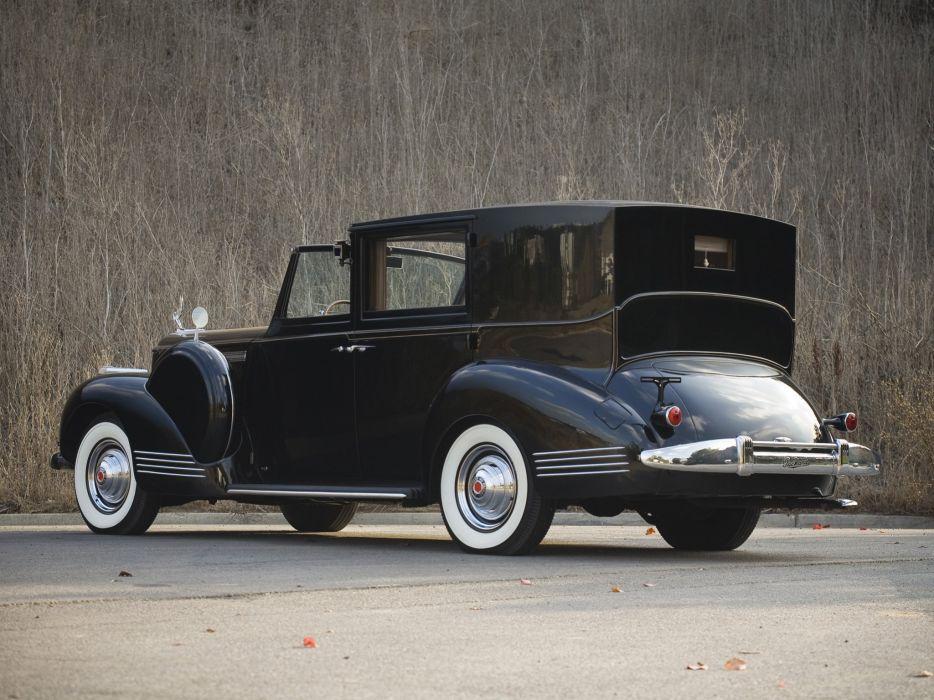 1941 Packard 160 Super Eight Town Cars Rollston classic wallpaper