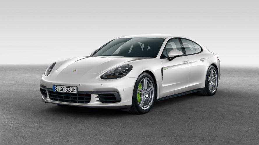 Porsche Panamera 4 E-Hybrid 2016 wallpaper