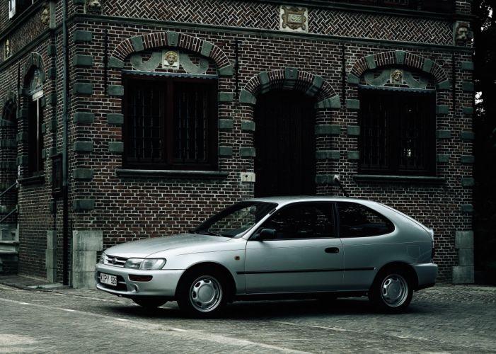 Toyota Corolla Compact 1991 wallpaper