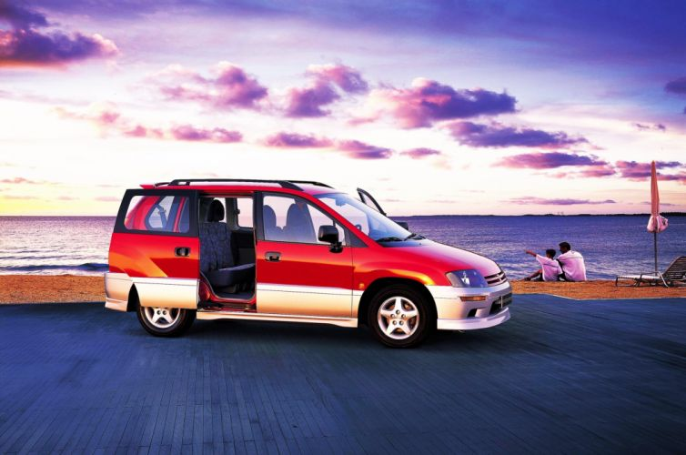 Mitsubishi Space Runner 1999 wallpaper