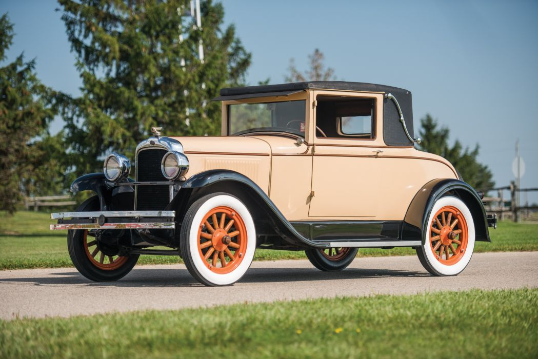 Pontiac Coupe 6-28 1928 wallpaper
