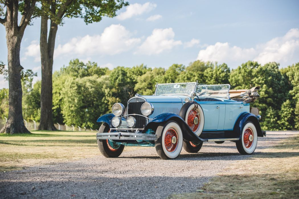 Chrysler Series 75 Tonneau Phaeton 1929 wallpaper