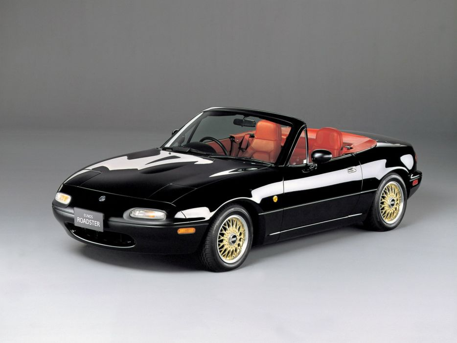 Eunos Roadster S Limited 1993 wallpaper